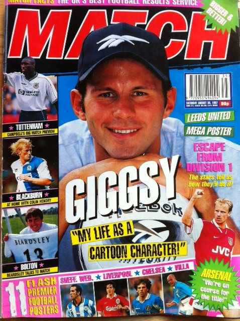Cover - Giggs