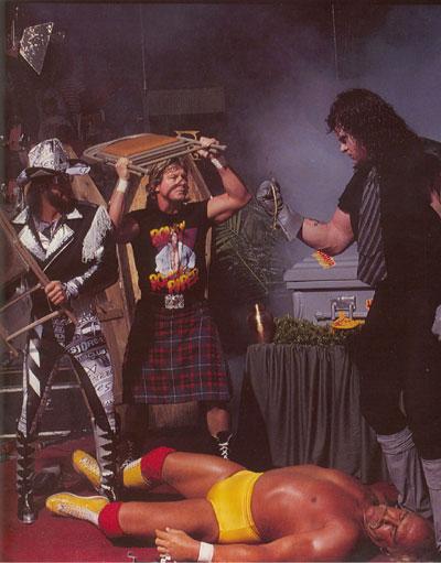 WWF 5-a-side