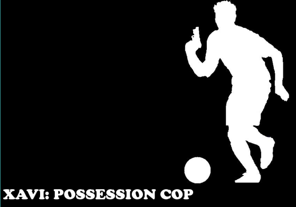Xavi: Possession Cop banner_2